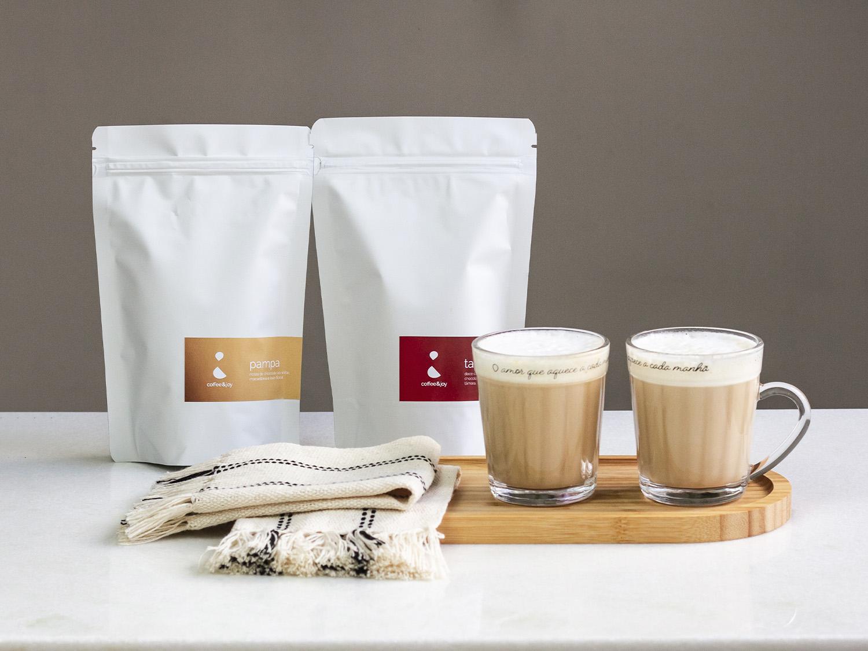 Coffeeandjoy kit cafe da manha dia doa namorados