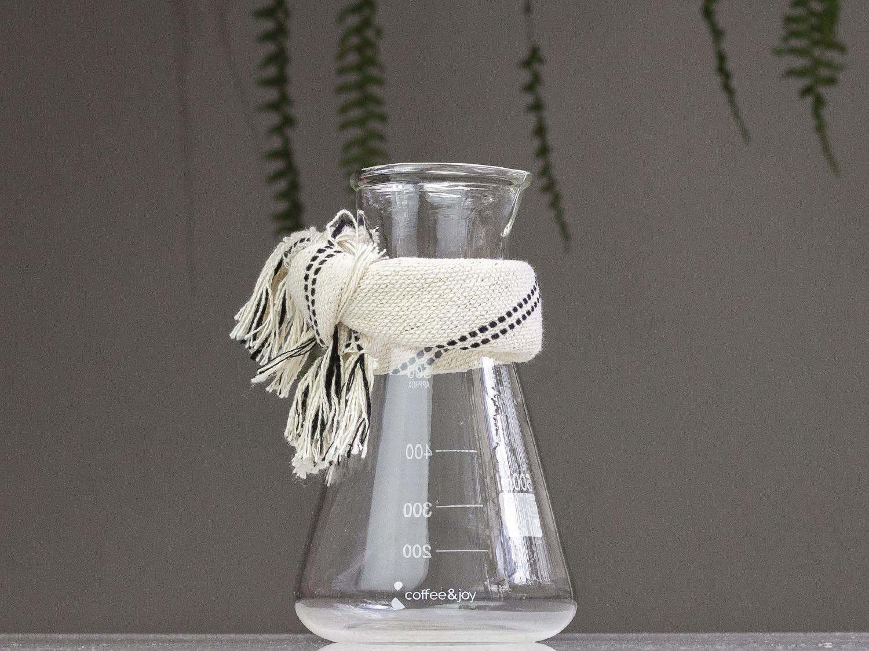Coffeeandjoy jarra de vidro de cafe