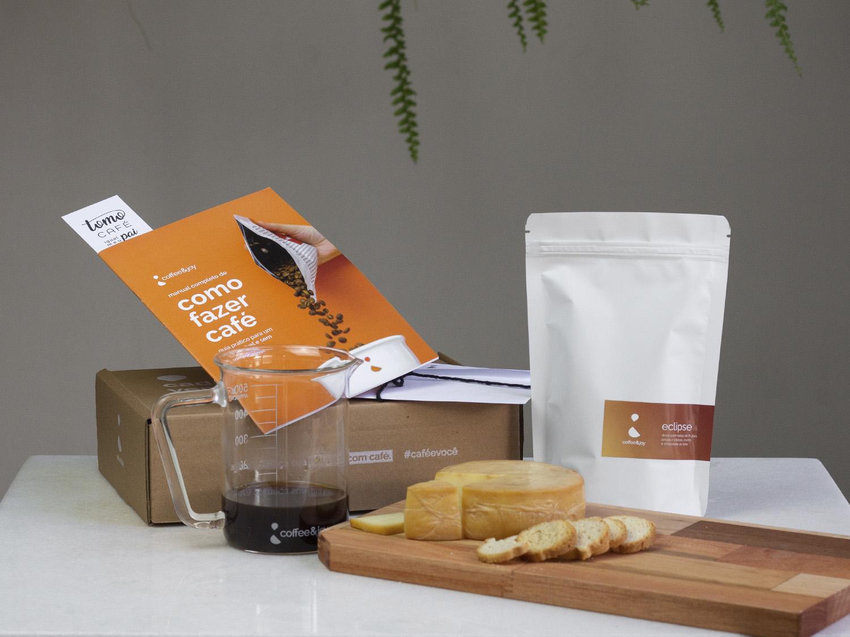 Coffeeandjoy kit de presente para o dia dos pais