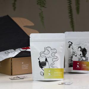 Thumb coffeeandjoy kit de cafe especial com brinde