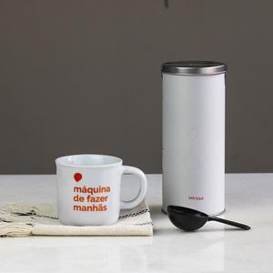 Thumb coffeeandjoy kit de cafe com caneca e colher