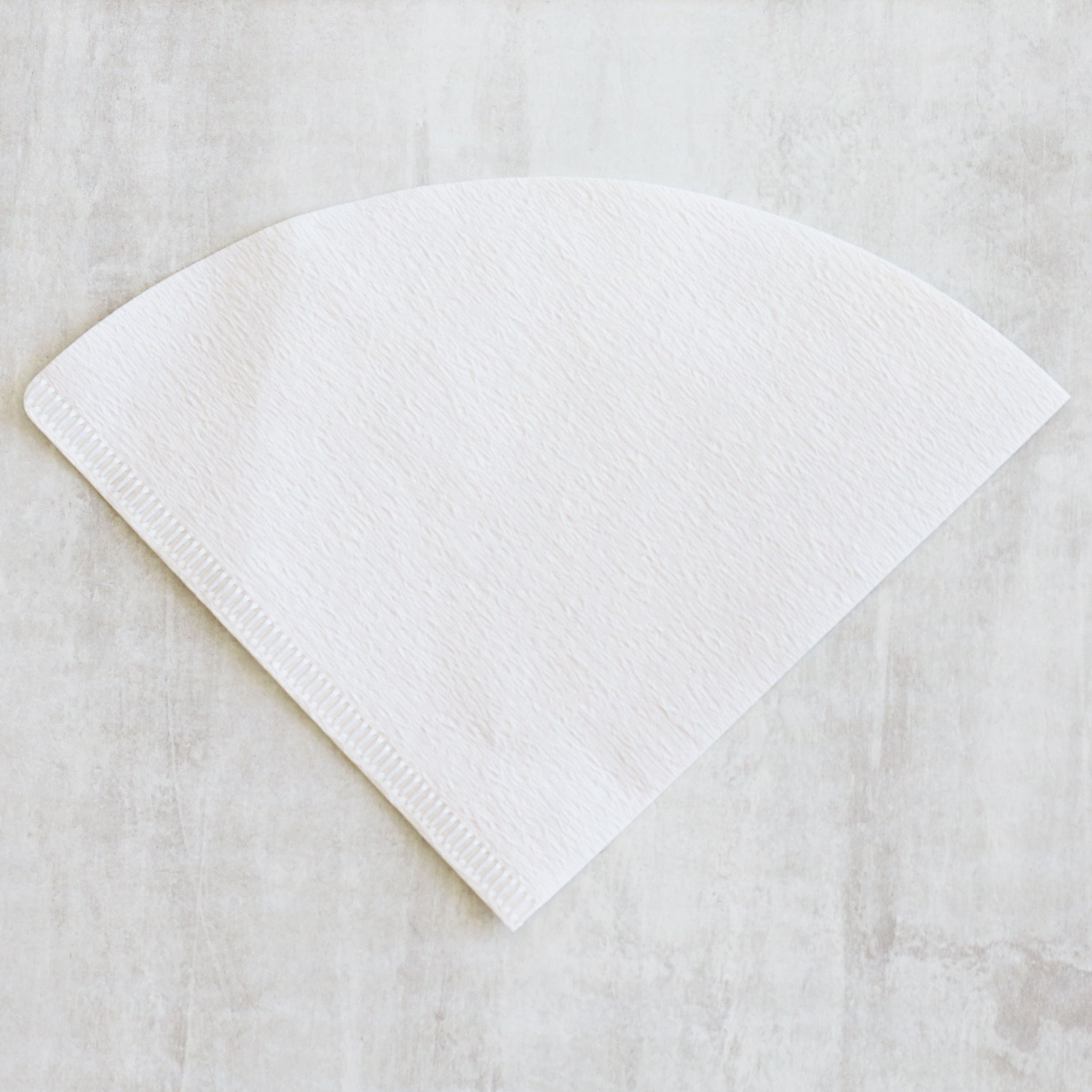 Coffee filter hario white