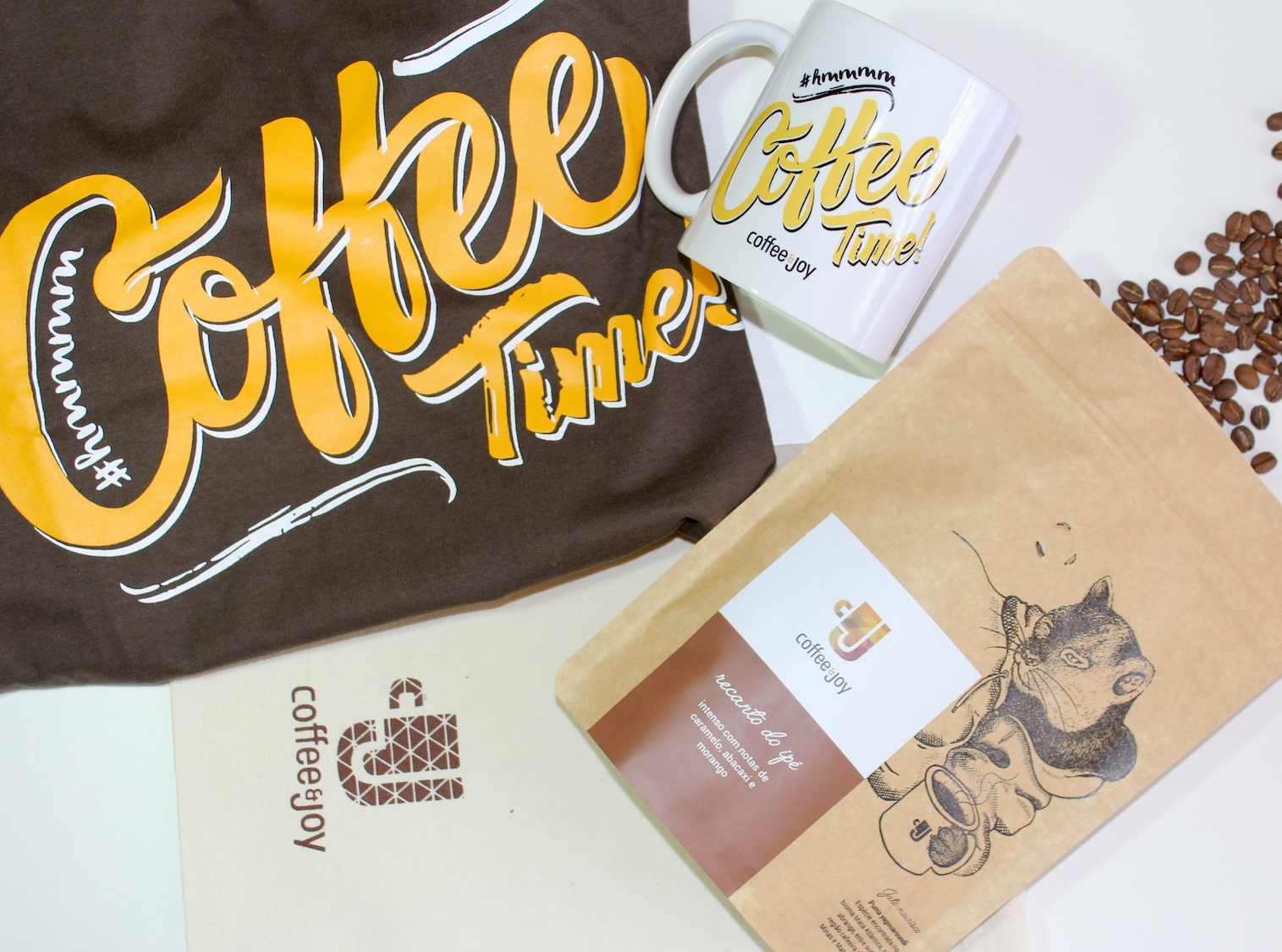 Coffeeandjoy   kit camiseta marrom  1500x1125