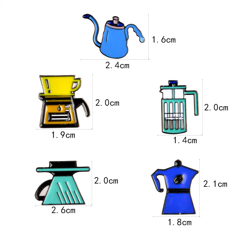 Coffeeandjoy   pins tamanhos 2