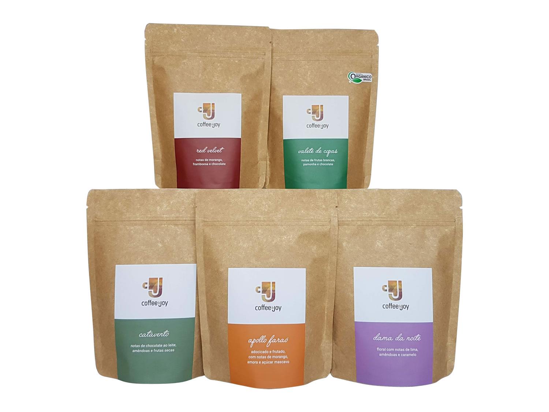 Coffeeandjoy   miniaturas   regioes cafeeiras