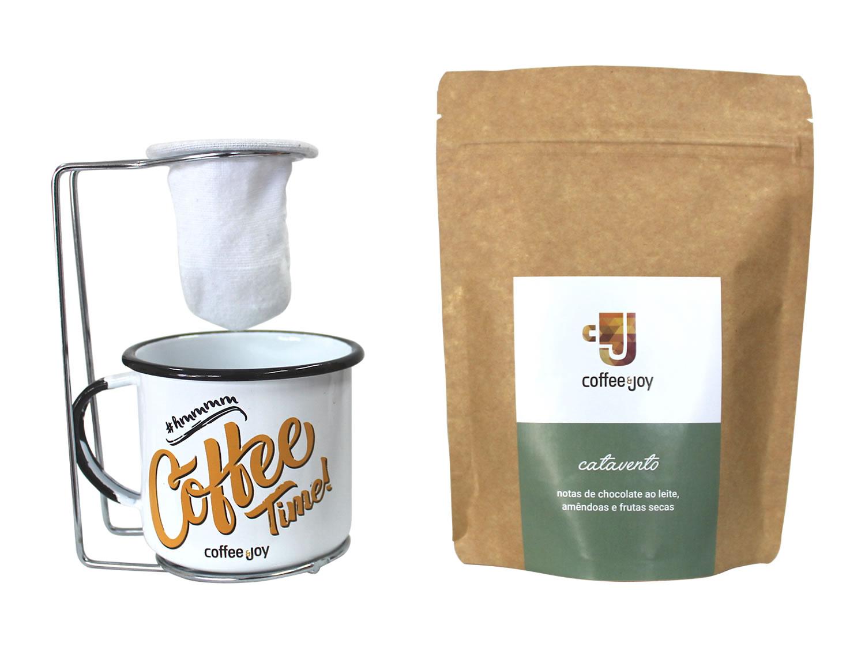 Coffeeandjoy kit cafe coador depano