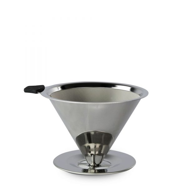 Coffee and joy pourover bialetti inox