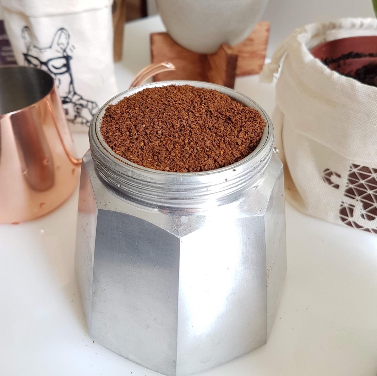 Coffeeandjoy cafeteira italiana bialetti