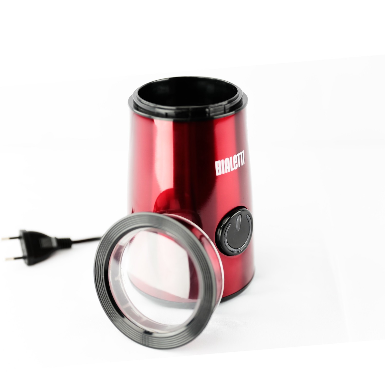 Coffeeandjoy moedor de cafe eletrico bialetti
