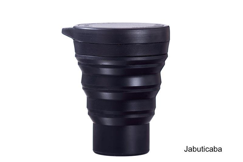 Coffeeandjoy copo silicone menos1lixo  jabuticaba