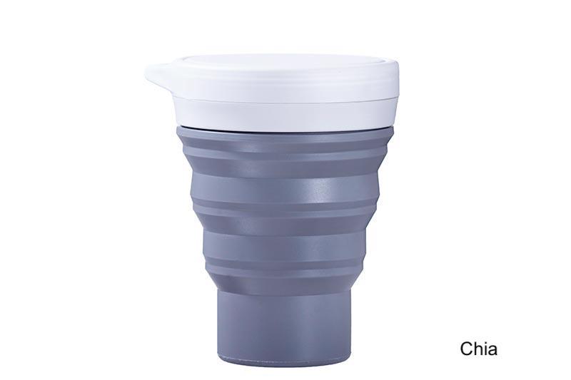 Coffeeandjoy copo silicone menos1lixo chia