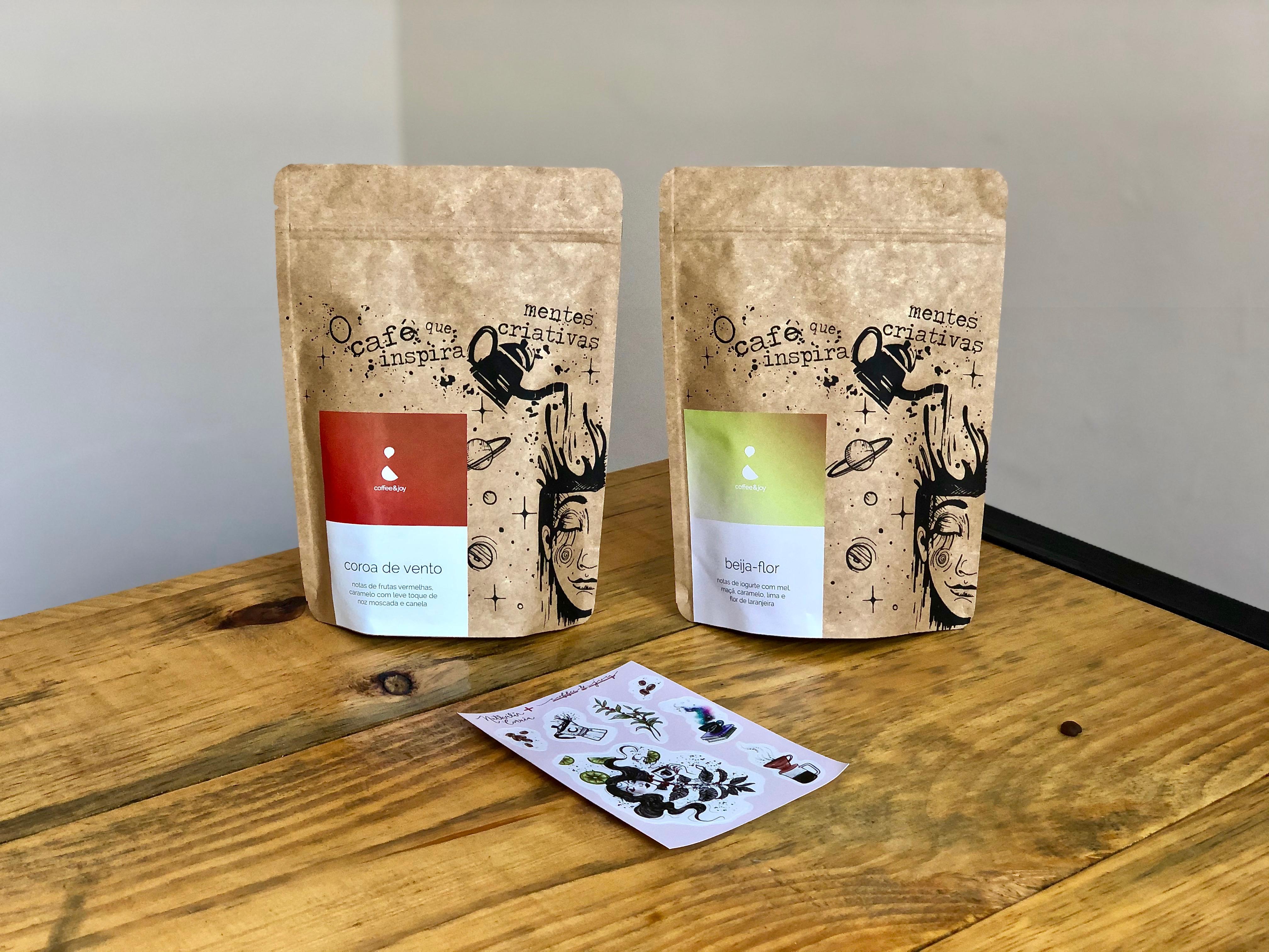 Coffeeandjoy edicao nath stickers