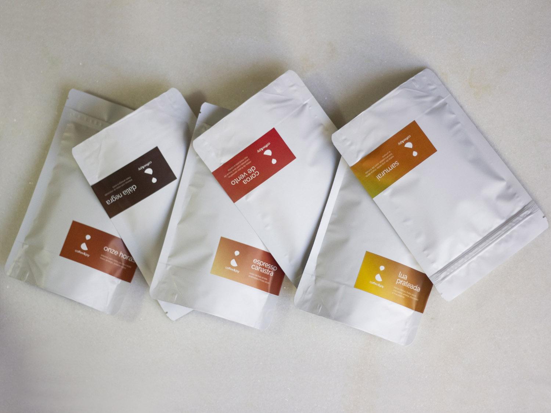 Coffeeandjoy cafes para degustacao