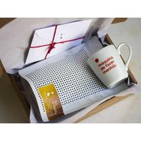 Thumb coffeeandjoy kit lua prateada com caneca
