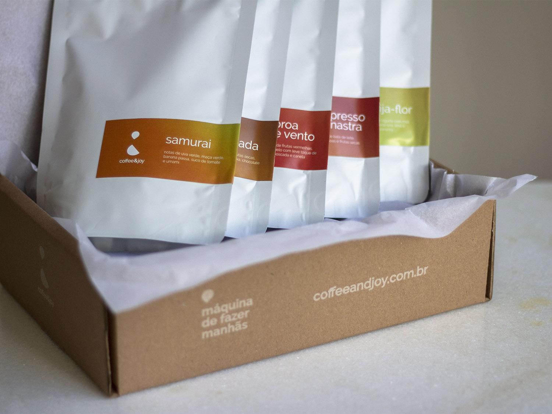 Coffeeandjoy kit miniaturas de cafes