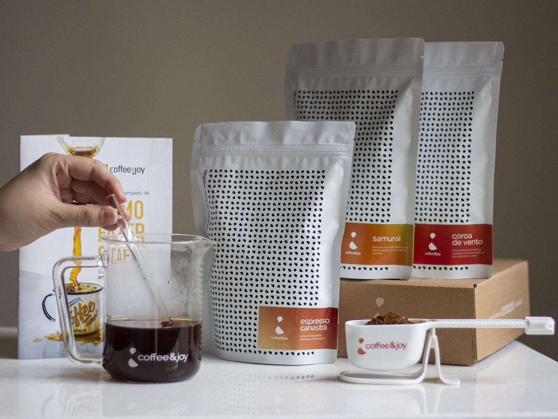 Coffeeandjoy kit barista