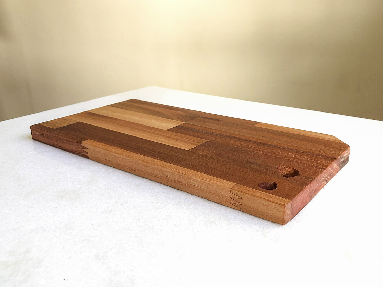 Coffeeandjoy tabua de madeira