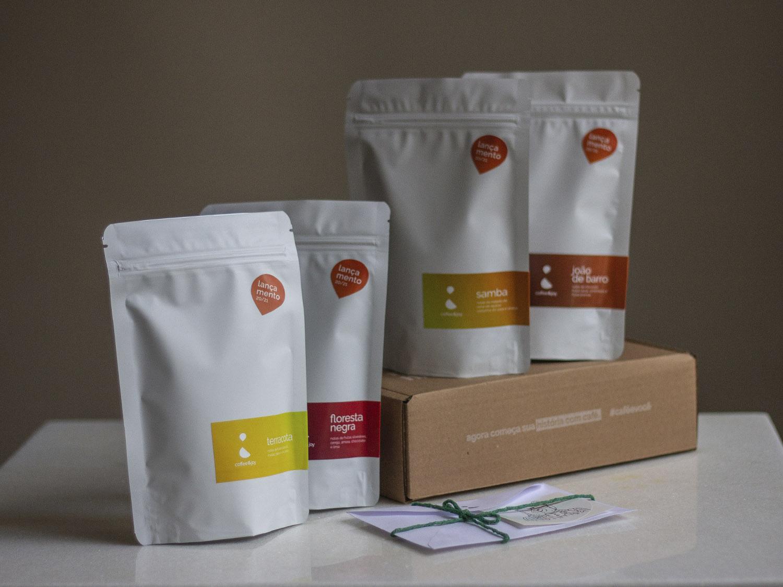 Coffeeandjoy kit de cafe para experimentar