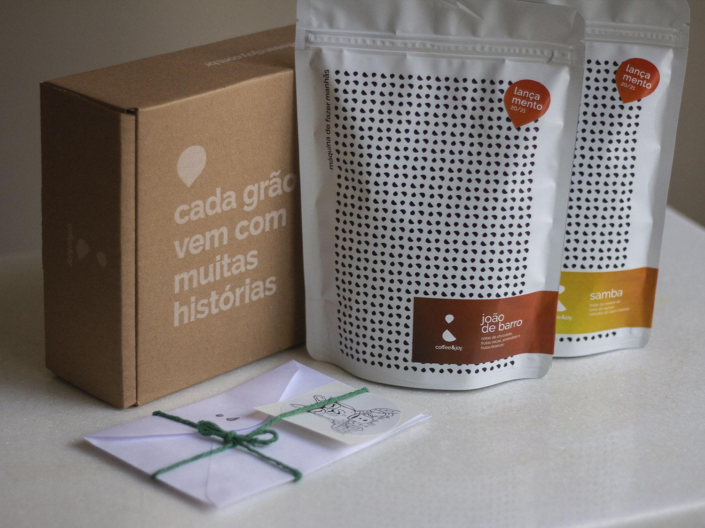 Coffeeandjoy kit de cafes classicos