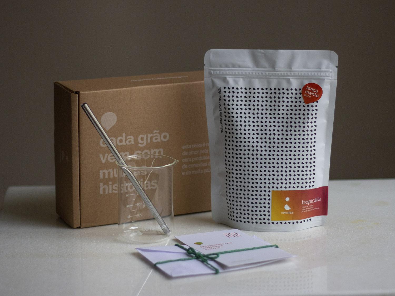 Coffeeandjoy kit para cold brew
