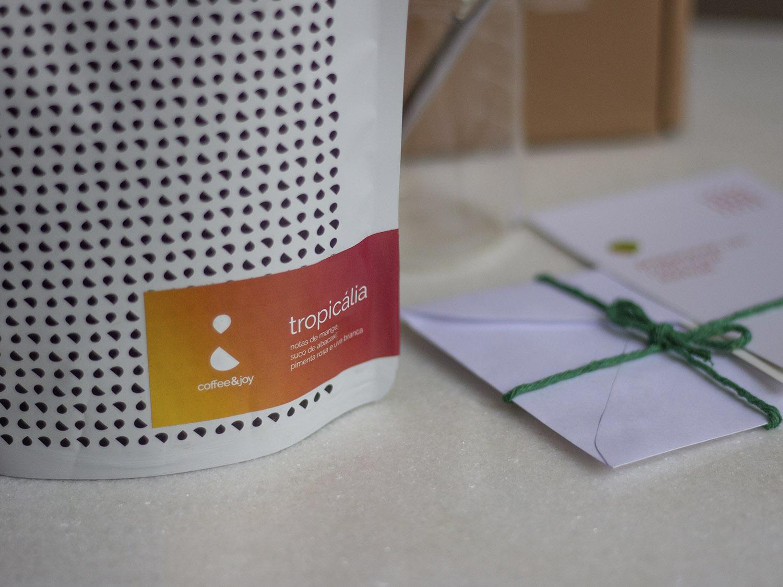 Coffeeandjoy kit de cafe tropical