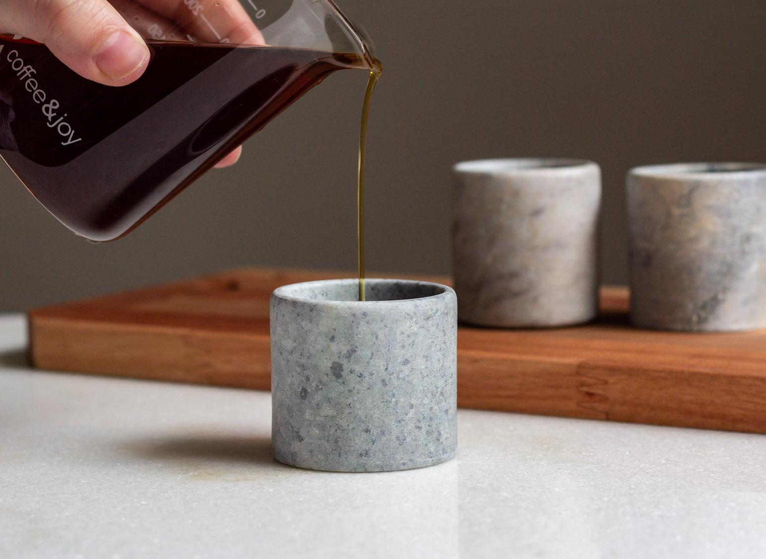Coffeeandjoy copo pedra sabao cafe