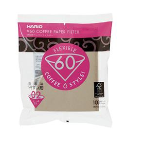 Thumb coffeeandjoy filtro natural hario v60 02 100un pacote