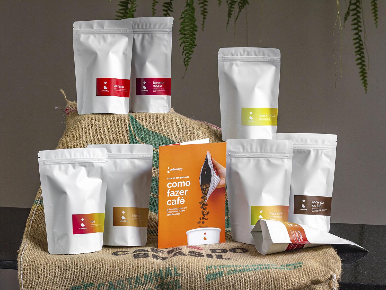 Coffeeandjoy kit de cafes especiais